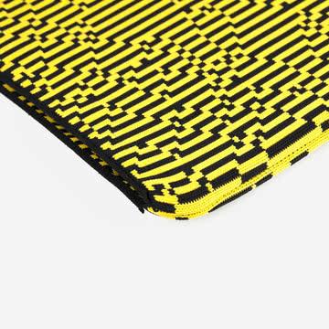 Zuzunaga - iPad Mini Case, gelb