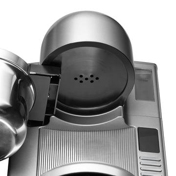 KitchenAid - Kaffeemaschine KitchenAid, contur-silber