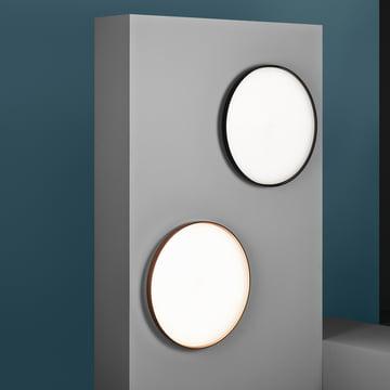 Flos - Clara Wand- und Deckenleuchte LED, weiß, Gruppe