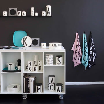 Produktvielfalt von Design Letters