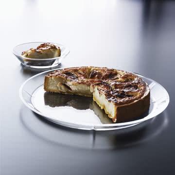 Perfekte Größe zum Servieren von Kuchen