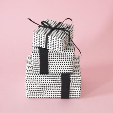Geschenkpapierbögen für mittelgroße Präsente