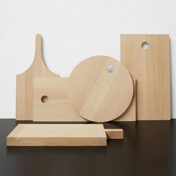 Geometrische Formen für die Küche