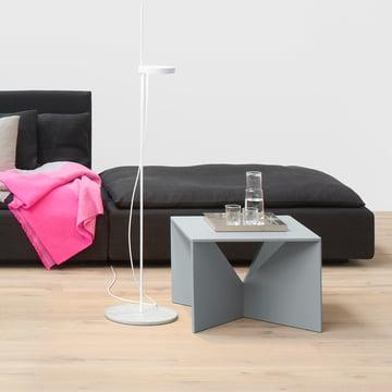 Ein Tisch wie eine Skulptur