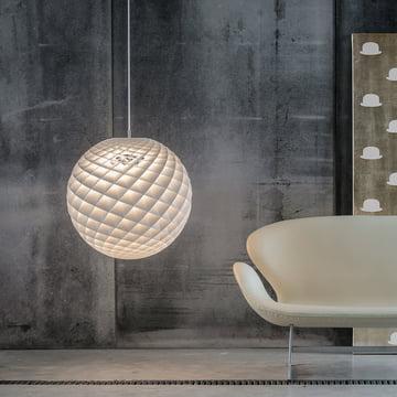 Eine kunstvolle Lichtskulptur für den Wohnbereich