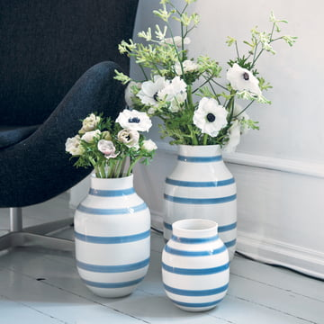 Mediterrane Vasen von Kähler Design