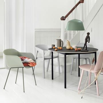 Fiber Chair für jeden Raum
