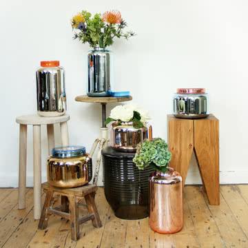 Container Vase von Pulpo