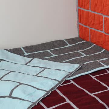 Pulpo - Brick Blanket