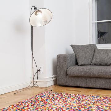 Lotte Teppich Rechteckig von myfelt