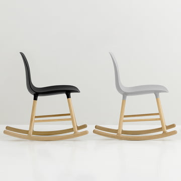 Form Rocking Chair von Normann Copenhagen