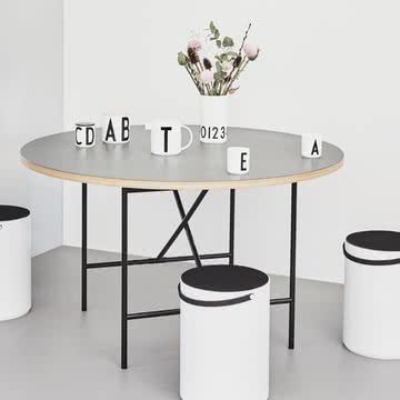 Vase 0-9 von Design Letters