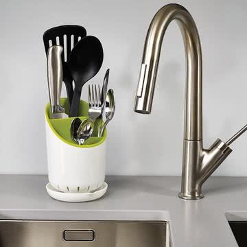 Besteck-Abwaschkasten für Messer & Küchenhelfer
