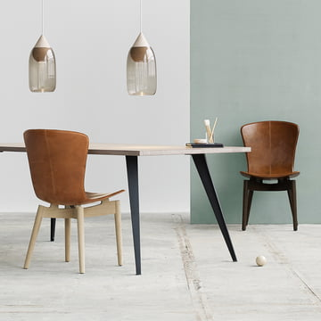 Shell Dining Chair von Mater