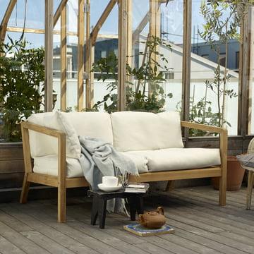 Widerstandsfähiges Sofa für den Außenbereich