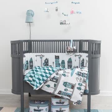 Cooles Grau für das Jungenzimmer