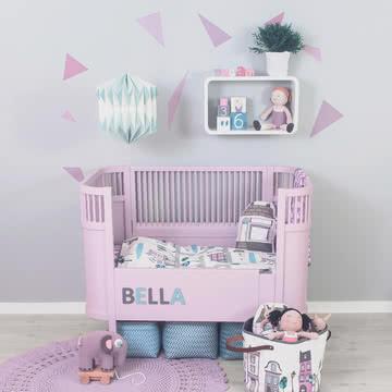 Kili Babybett mit Gitter von Sebra