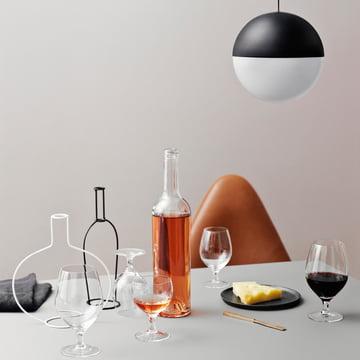 Gläser im Retro-Look von Arne Jacobse