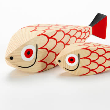 Mother Fish & Child von Vitra