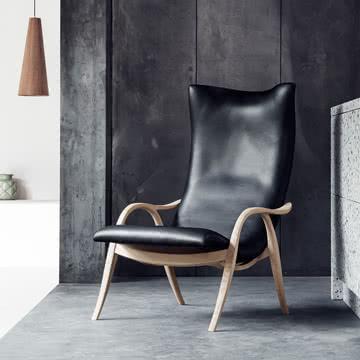 fh429 signature sessel von carl hansen im shop. Black Bedroom Furniture Sets. Home Design Ideas