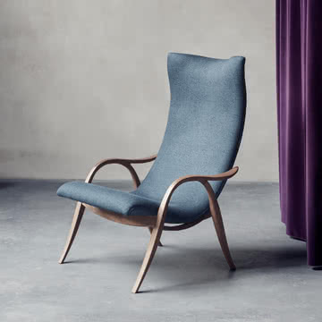 FH429 Signature Chair von Carl Hansen in Walnuss geölt in Byron Col. 04101 Gabriel