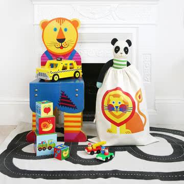 Spielzeugsack mit Kordelzug