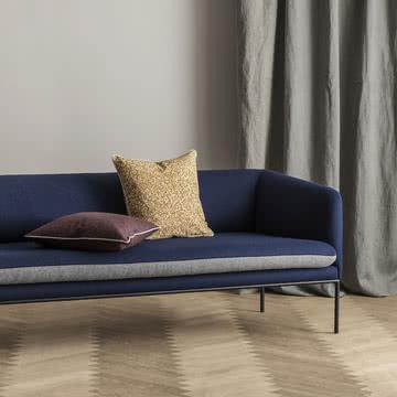 Schwung für Ihr Sofa von ferm Living