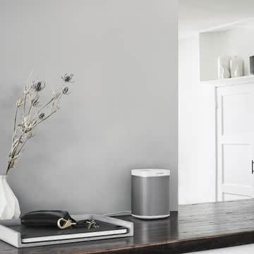 PLAY:1 Multiroom Lautsprecher von Sonos in Weiß
