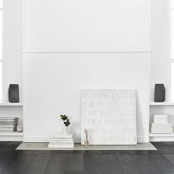 Mehrere Speaker für einzigartigen Klang
