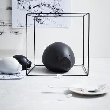 Die Roro Collection in schwarz und weiß von Rosenthal