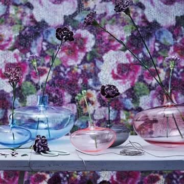 Die Rosenthal - Swinging Vase in der Gruppe, rosé / mitternachtsblau