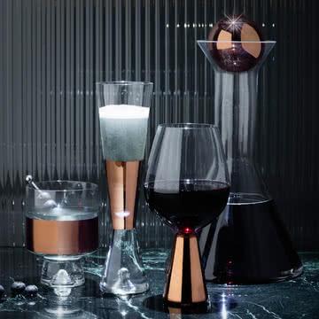 Tank Glas-Kollektion von Tom Dixon