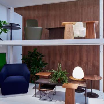 Vitra Neuheiten von der Salone del Mobile 2016
