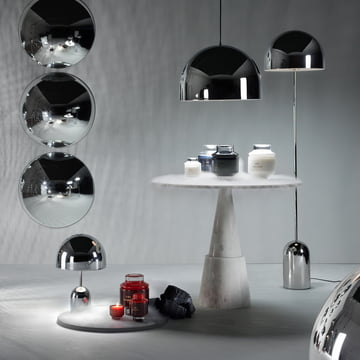 bell tischleuchte von tom dixon im shop. Black Bedroom Furniture Sets. Home Design Ideas
