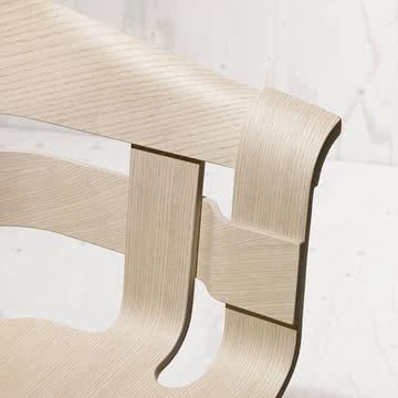 Der Wick Chair Wood von Design House Stockholm