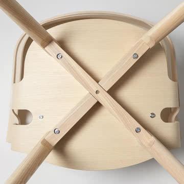 Der Wick Chair Wood Design House Stockholm in Eiche