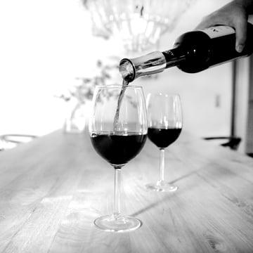 Vagnbys - Wine Decantiere / Weindekantierer
