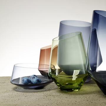 Die Diamonds Vasen von Zwiesel 1872