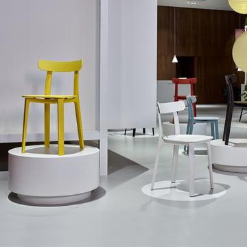 Der All Plastic Chair von Vitra
