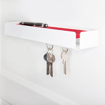 SL35 Key-Box Schlüsselbox in Rot und Weiß