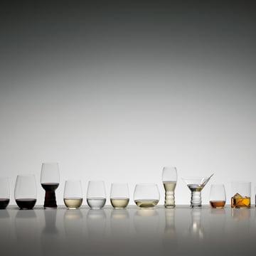 O Wine Glas-Serie von Riedel