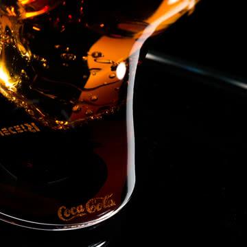 Außergewöhnlicher Coca Cola Geschmack