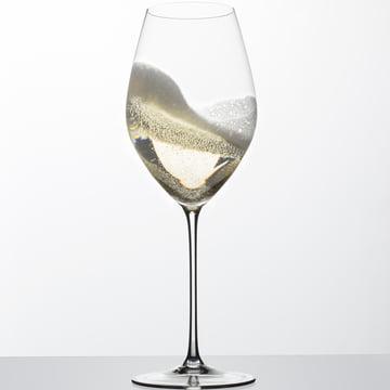 Glas für Blanc de Blancs, Cava,, Franciacorta, Prosecco, Sekt oder Weinschorlen