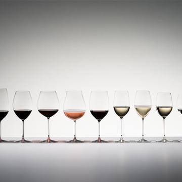 Veritas Glas-Serie von Riedel