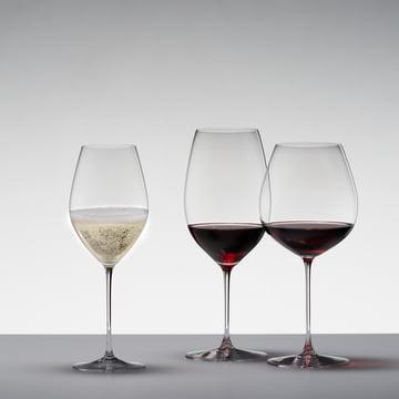Dünnes und leichtes Kristallglas von Riedel