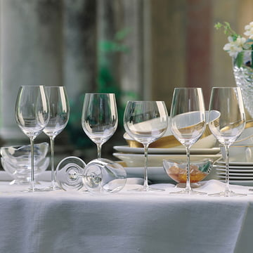Maßstab für Weingläser auf der ganzen Welt