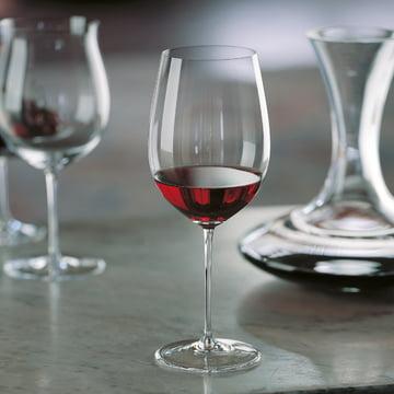 Gläser für Burgunder und Bordeaux
