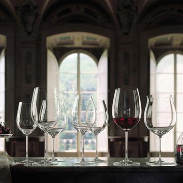 Sommeliers Glas-Serie von Riedel