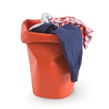 Großer Wäschekorb & Wäschesammler