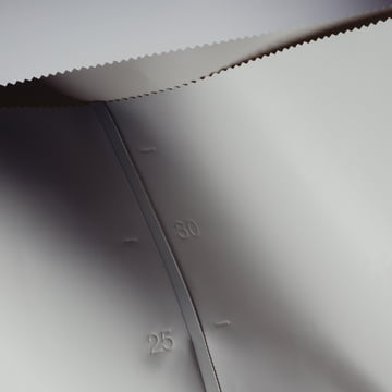 Roll-Up Behälter: Detailansicht